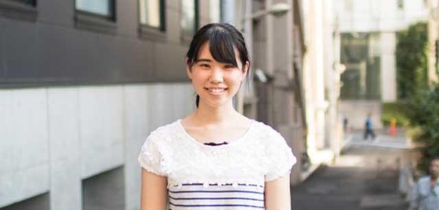 桃井さん(26歳女性)UIデザイン・週3でリモートワークで稼働中の方の写真