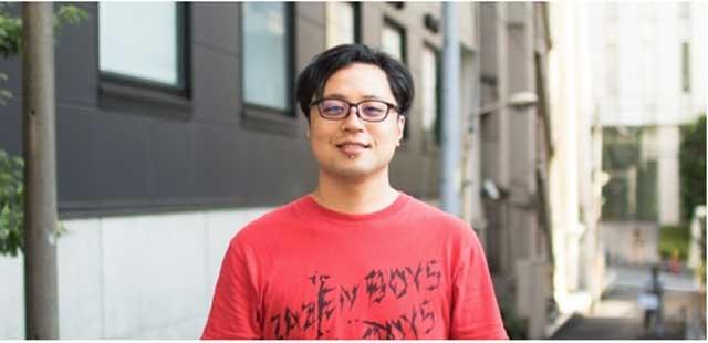 長谷部さん(32歳男性)フロントエンドエンジニアとして週2でMidworksにてリモート稼働中の方の写真