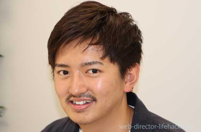 株式会社ポテパン代表取締役の宮﨑大地社長の写真