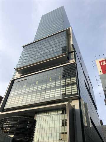 渋谷ヒカリエの外観の写真