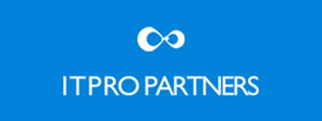 ITプロパートナーズ企業ロゴの画像