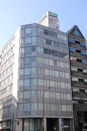 デジタルハリウッドスタジオ名古屋の入る名古屋DICビルの外観写真