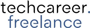 テックキャリアフリーランスのロゴ画像