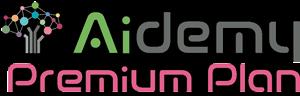 アイデミープレミアムプランのロゴ画像