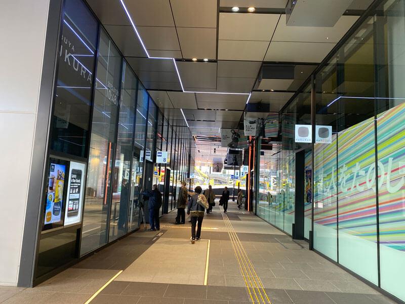 渋谷フクラス1階の写真