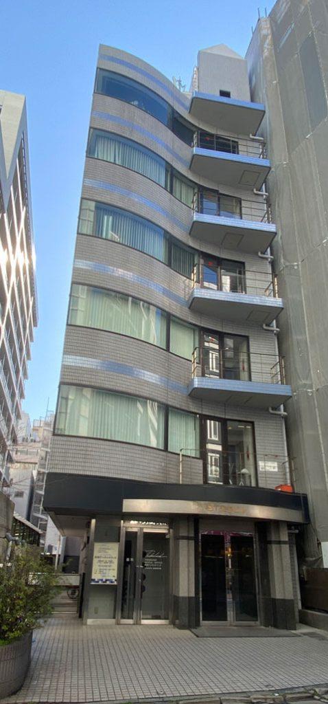 TECH BOOST(テックブースト)の入るST渋谷ビルの外観写真