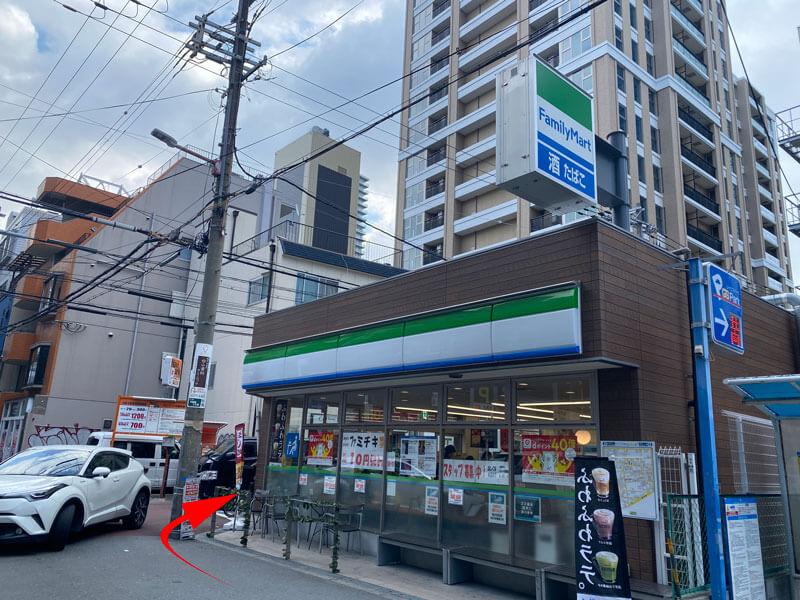 ファミリーマート K2梅田東店の写真