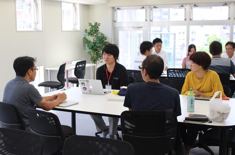 TECH::CAMP(テックキャンプ)梅田校の教室写真