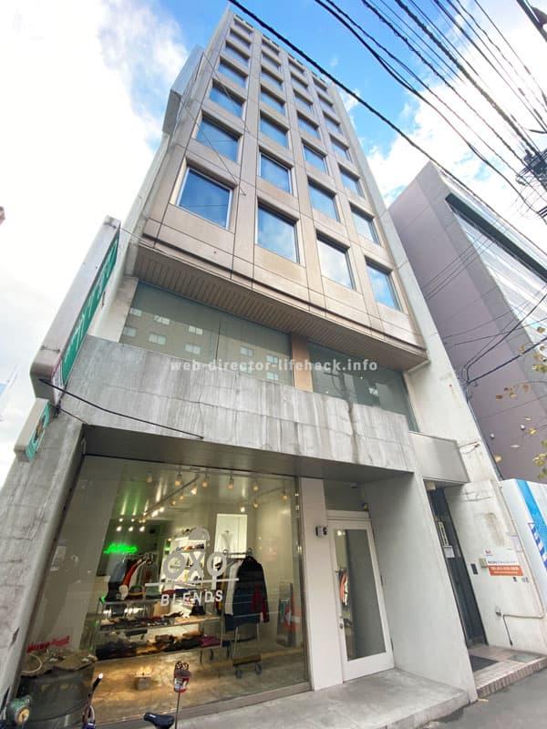 Rainbowapps札幌校の入る第7松井ビル外観写真