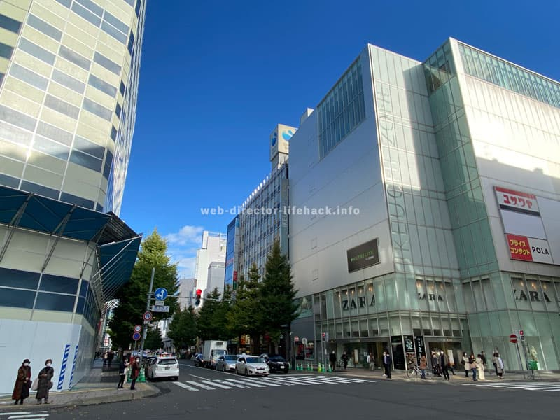 IKEUCHI ZONEの外観写真